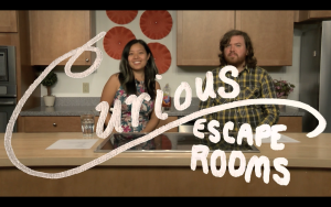 Curious Escape Rooms Kickstarter